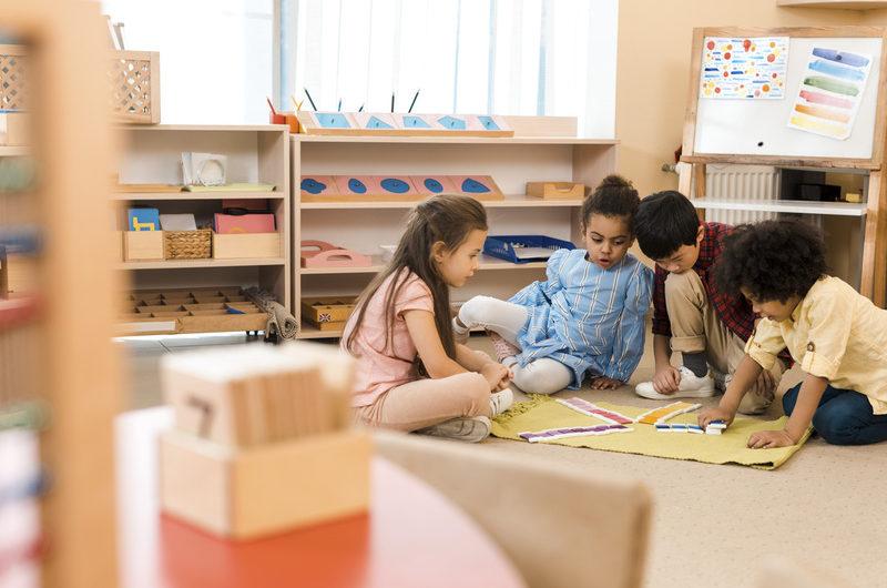 Beneficios de aplicar el método Montessori para tus hijos